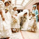 Princess Diana Wedding Day Photo C GETTY IMAGES 0147