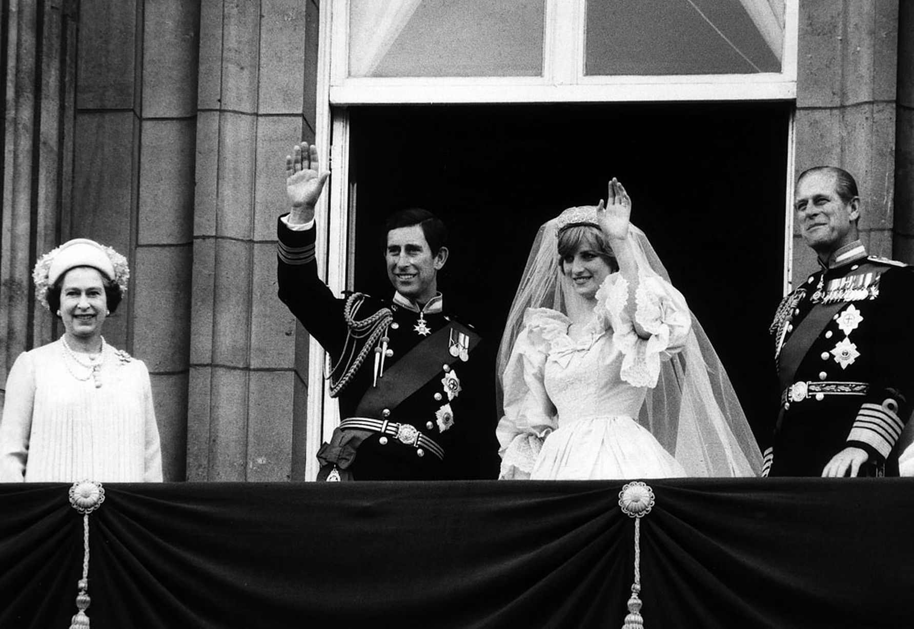 Princess Diana Wedding Day Photo C GETTY IMAGES 0178