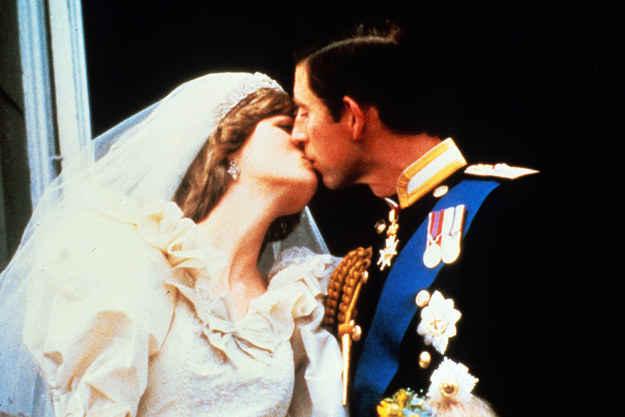 Princess Diana Wedding Day Photo C GETTY IMAGES 0183