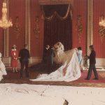 Princess Diana Wedding Day Photo C GETTY IMAGES 0190