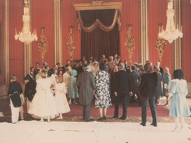 Princess Diana Wedding Day Photo C GETTY IMAGES 0197
