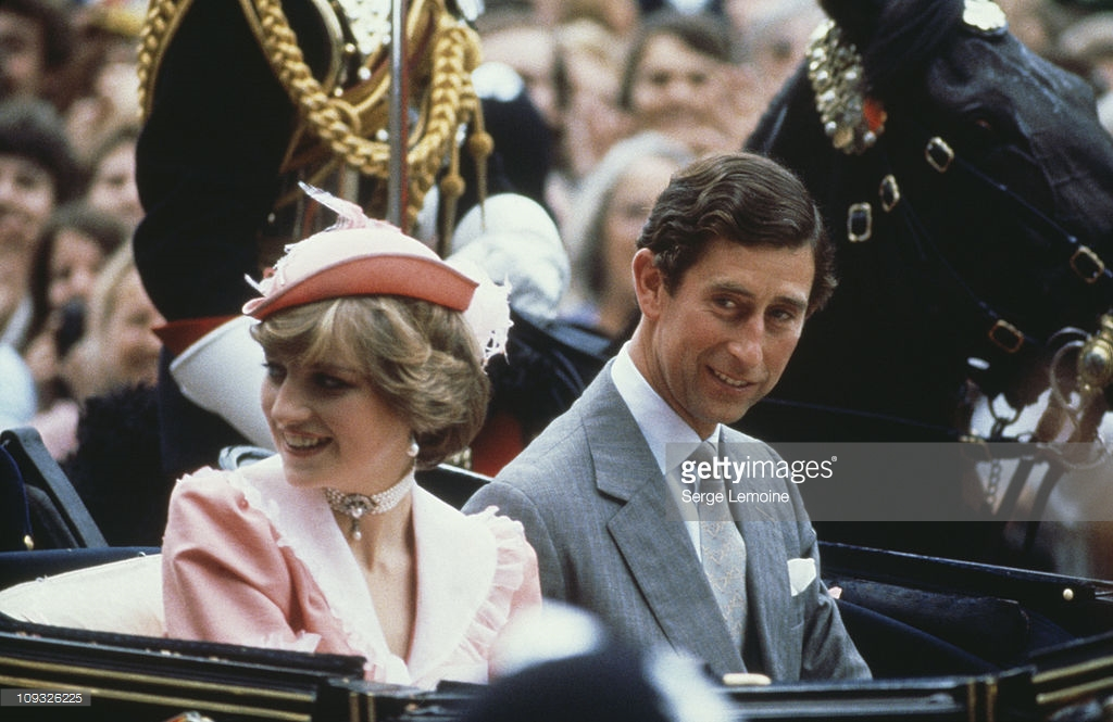 Princess Diana and Prince Charles Photo C GETTY IMAGES 0260