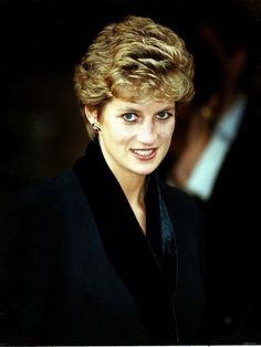 Princess Of Hearts, Princess Diana Ii, 1993 Photo (C) GETTY IMAGES