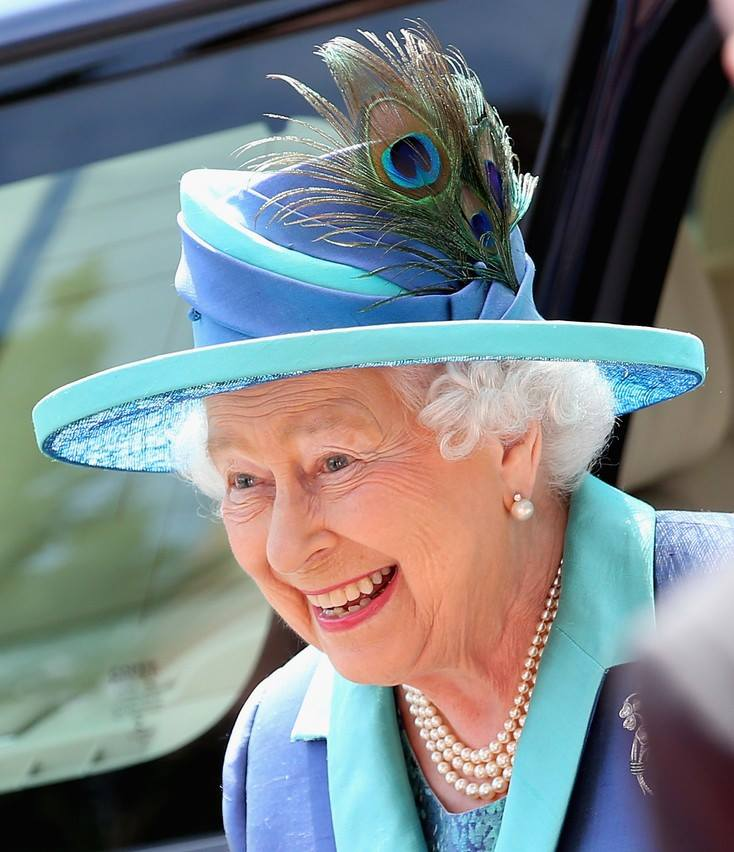 Queen Elizabeth II Photo (C) GETTY IMAGES