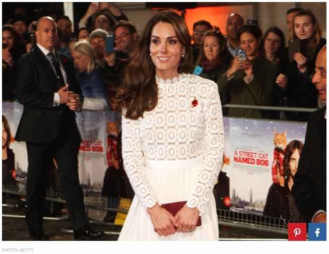 So This Is Why Kate Middleton Always Carries a Clutch Photo (C) GETTY