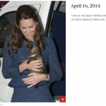THIS IS THE BEST WORK DAY OF KATE MIDDLETONS LIFE