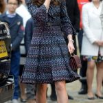 The Duchess of Cambridge represents Chanel style on her Paris outing Photo C AP