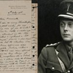 A letter from King Edward VIII is also up for auction