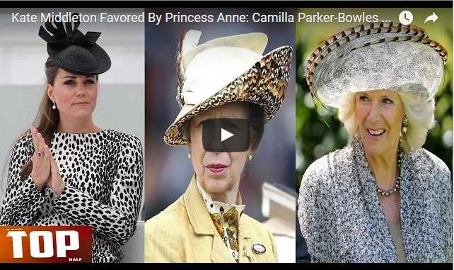 Camilla Parker Bowles Frozen Out Of Royal Friendship