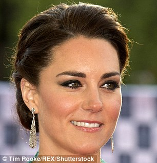 Catherine Duchess of Cambridge Photo C GETTY IMAGES 0211