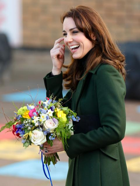 Catherine, Duchess of Cambridge Photo (C) GETTY IMAGES