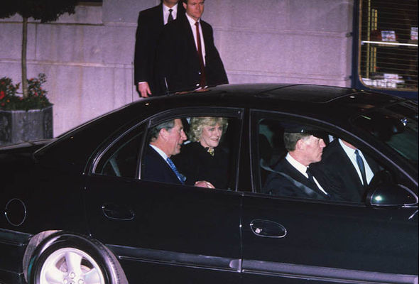 Charles and Camilla made their first public appearance in 1999 Photo (C) GETTY IMAGES