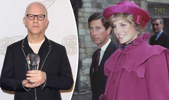 Charles and Diana creator Ryan Murphy has said the show will begin with divorce papers Photo (C) GETTY