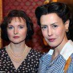 Controversial Royal Wives At War documents the relationship between the Queen Mother and Wallis Simpson the divorcee for whom Edward VIII gave up the throne in 1936 to marry