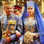 Crown Prince Al Muhtadee Billah and Princess Sarah of Brunei 0007