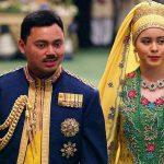 Crown Prince Al Muhtadee Billah and Princess Sarah of Brunei 0017