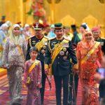 Crown Prince Al Muhtadee Billah and Princess Sarah of Brunei 0019