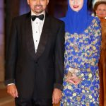 Crown Prince Al Muhtadee Billah and Princess Sarah of Brunei 0025
