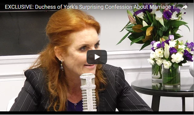 Duchess of York's Surprising Confession About Marriage To Andrew