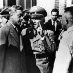 Edward VIII meeting Nazi generals Photo C GETTY