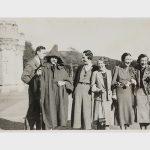 From left Louis Mountbatten Edward VIII Katherine Rogers a friend Wallis Simpson and Edwina Mountbatten at Balmoral. Photo C KERRY TAYLOR AUCTIONS