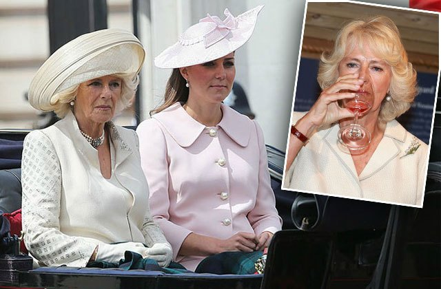 Kate Middleton Camilla Parker Bowles Photo C GETTY IMAGES
