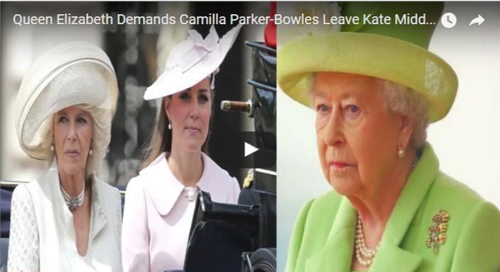 Kate Middleton Kate Middleton Queen Elizabeth II Queen Elizabeth Elizabeth II Kate and Queen Elizabeth