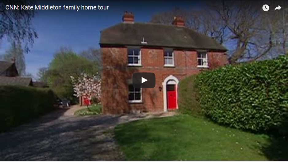 Kate Middleton Family Home Tour