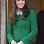 Kate Middleton is very careful and follows careful etiquette rules Photo C GETTY