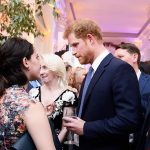 Prince Harry during a reception at Kensington Palace on April 4 Photo C GETTY IMAGES