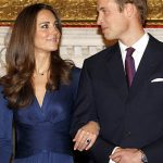 Prince William and Catherine Duchess of Cambridge Romantic Moments 0004