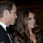 Prince William and Catherine Duchess of Cambridge Romantic Moments 0009