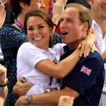Prince William and Catherine Duchess of Cambridge Romantic Moments 0010