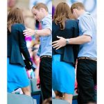 Prince William and Catherine Duchess of Cambridge Romantic Moments 0023