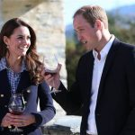 Prince William and Catherine Duchess of Cambridge Romantic Moments 0032