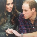 Prince William and Catherine Duchess of Cambridge Romantic Moments 0038