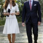 Prince William and Catherine Duchess of Cambridge Romantic Moments 0050