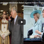 Prince William and Kate Middleton Rebel Against Prince Charles and Camilla Parker Bowles