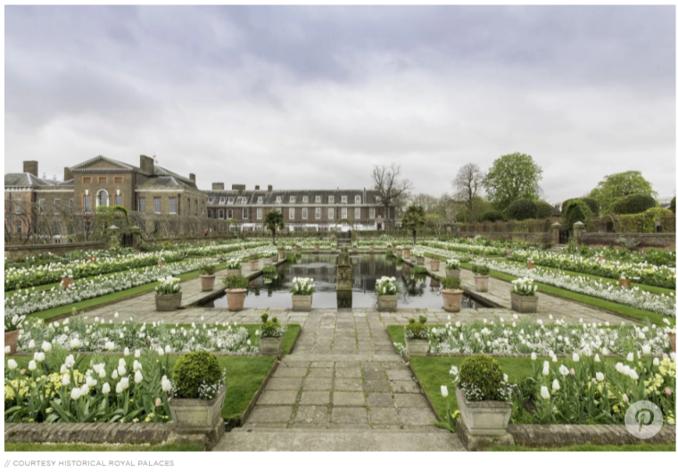 Princess Diana's legacy lives on at Kensington Palace