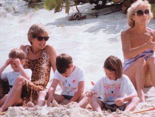 Princess Diana Easter Holidays Easter Holidays Diana Easter Princess Diana Easter Easter with Princess Diana