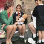 Princess Diana Prince William Prince Harry Princess Charlotte and Cattherine Duchess of Cambridge Photo C GETTY IMAGES 0126