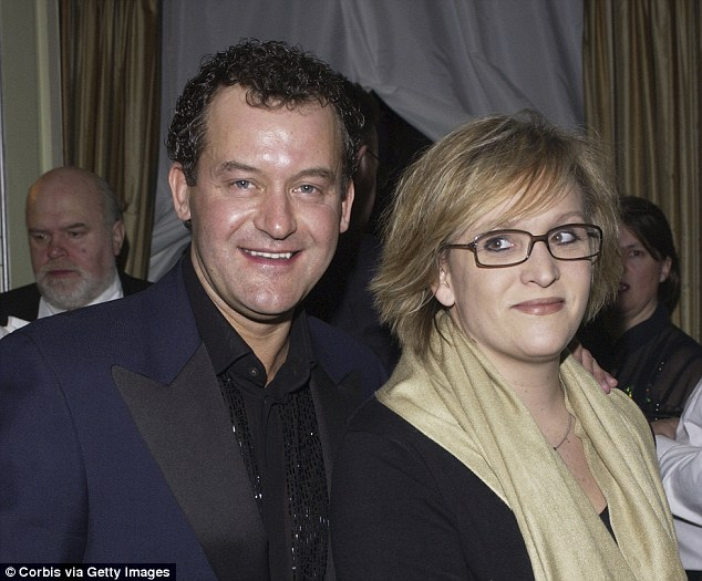 Princess Diana's former butler Paul Burrell divorced his wife Maria, it has been confirmed in an exclusive statement to MailOnline