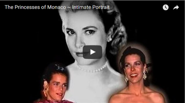 Princess of Monaco, Intimate Portrait