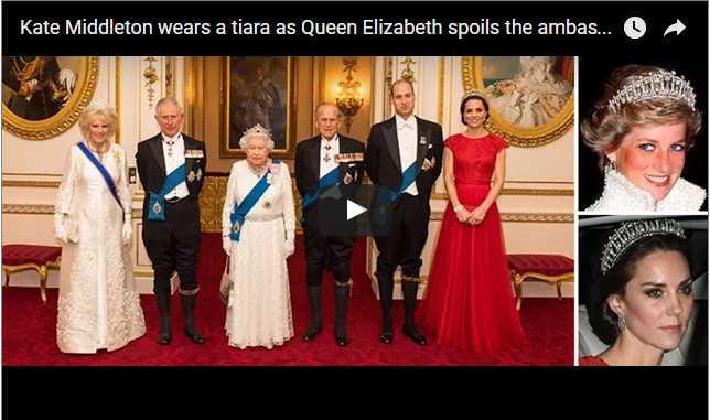 Queen Elizabeth Officially Picks Kate Middleton as Next Queen