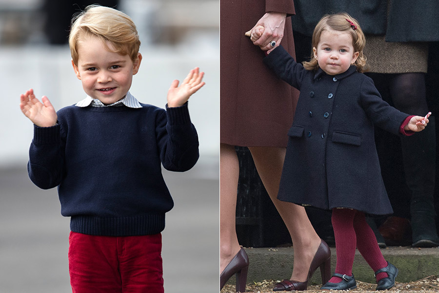 We cant wait to see the royal siblings Prince George and Princess Charlotte act as pageboy and flower girl at the wedding of their aunt Pippa Middleton Photo C GETTY IMAGES