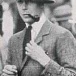 When Edward VIII visited Royal Lodge bringing his mistress Mrs Simpson she looked out of the window and pronounced that some trees and part of a hill might be moved for a better view