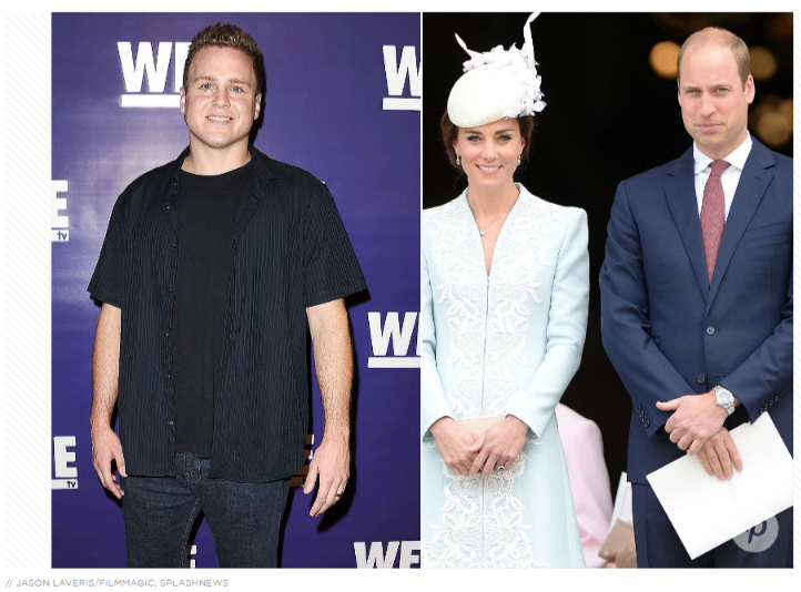 Will Spencer Pratt and Heidi Montag's offspring one day be on the playground with Prince George and Princess Charlotte