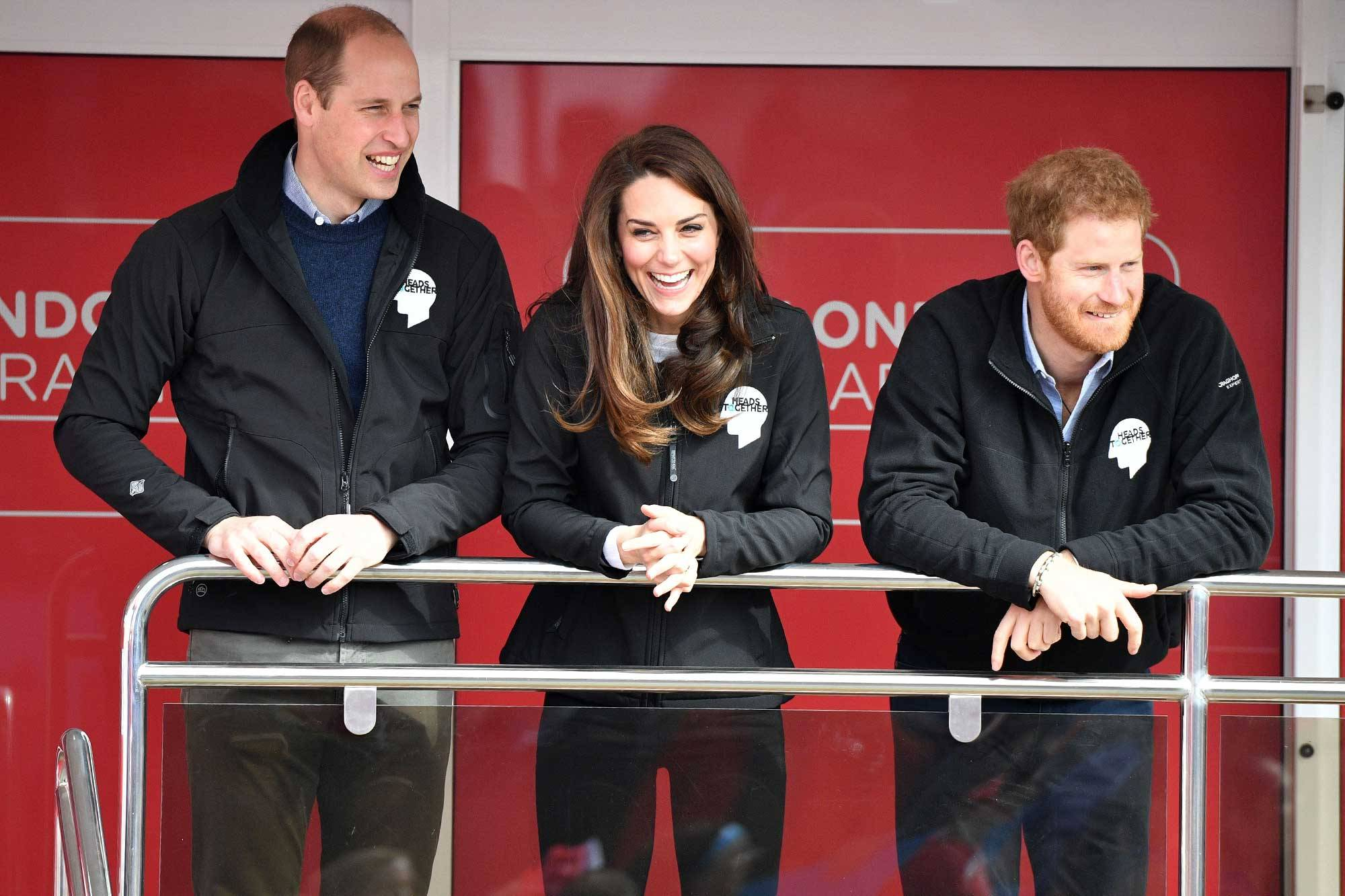 Prince Harry Even friends of mine who never text me have messaged me to say what a fantastic week we've had Photo (C) GETTY IMAGES