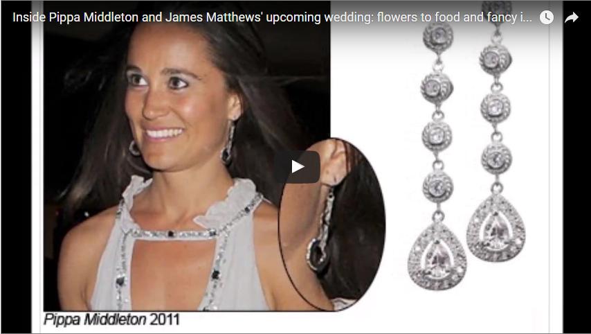 nside Pippa Middleton and James Matthews upcoming wedding