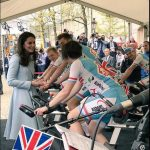 01 HRH tours a cycling themed festival which celebrates the shared UK and Luxembourg passion for the sport Photo C KENSINGTONROYAL TWITTER